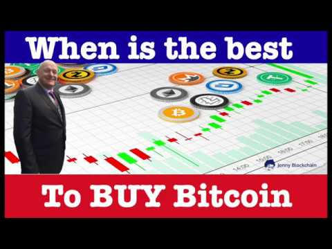 When Is The Best Time To Buy Bitcoin