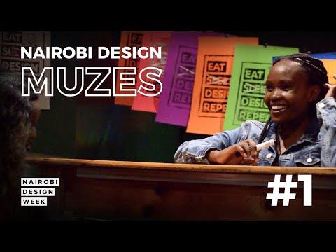 NAIROBI DESIGN MUZES ep.1: NAITIEMU x SIGU | Mental Health