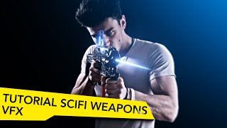 After Effects Sci-Fi Weapons Tutorial