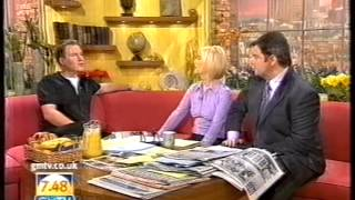 GMTV's SEARCH FOR ELVIS- 2001
