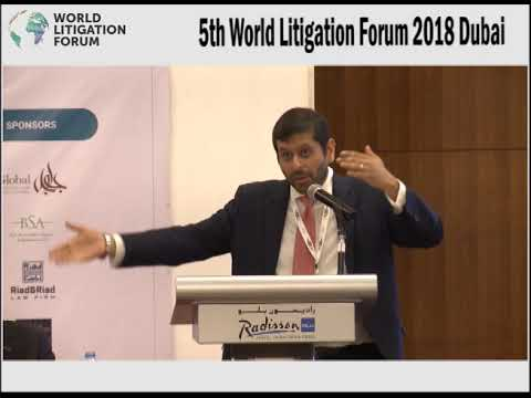 Discussion on Mediation,Arbitration and Litigation process of UAE | Raza Mithani | WLF