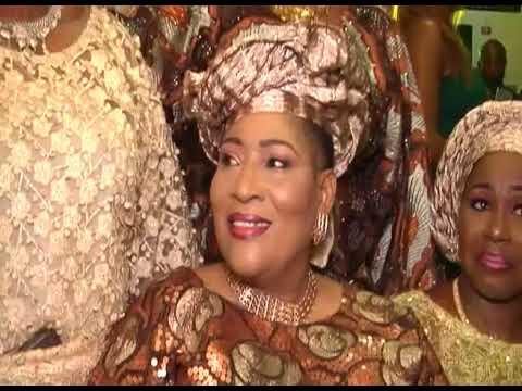 EVENT DIARY: Royal Wedding between Elegushis and the Oladunjoyes