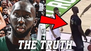 The scary TRUTH about Tacko Fall and his REAL HEIGHT...