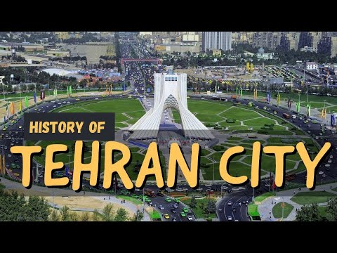 Is Tehran City even more beautiful in 2021?