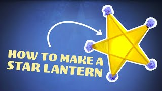 Make Your Own Christmas Parol Tutorial | From Our Family To Yours | Official Disney UK