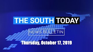 The South Today Thursday 17 October 2019