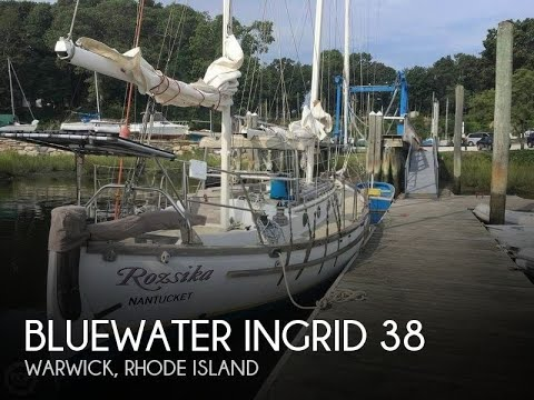 Used 1980 Bluewater Ingrid 38 for sale in Warwick, Rhode Island