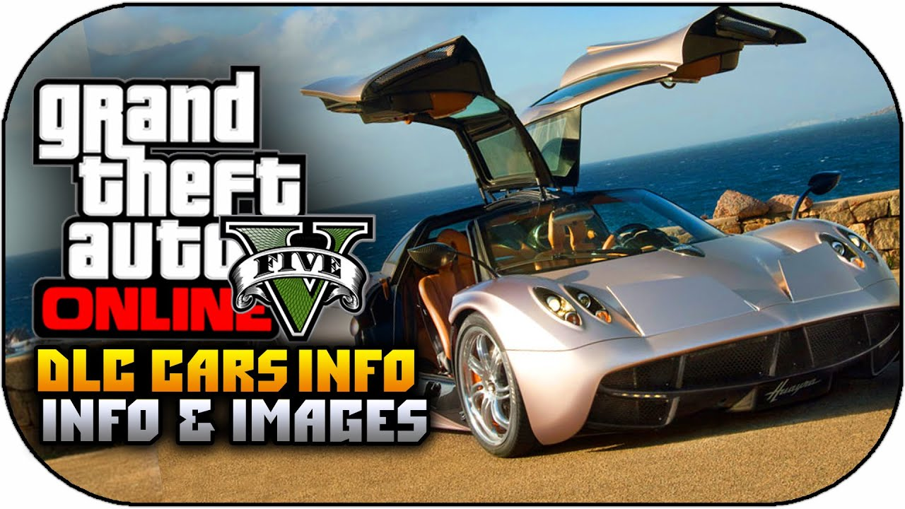 GTA 5 Ill Gotten Gains DLC Update Cars In Real Life