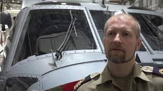 Forsvarets nye helikopter i Arktis kan se bedre og række længere