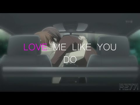 Sekai Ichi Hatsukoi AMV  Love Me Like You Do   Takano X Onodera