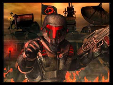 Command & Conquer Tiberian Sun Music - Mad Rap