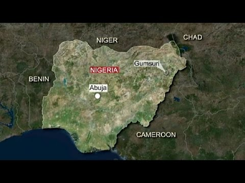Dozens kidnapped in suspected Boko Haram attack in northern Nigeria