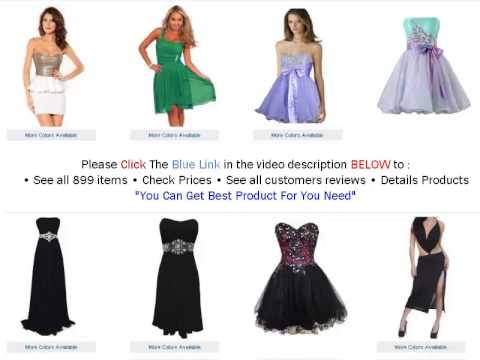 Where Is A Good Place To Buy Cheap Homecoming Dresses Under 100