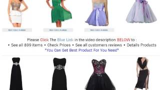 Where is a Good place to Buy Cheap Homecoming Dresses Under 100 DOLLARS Online