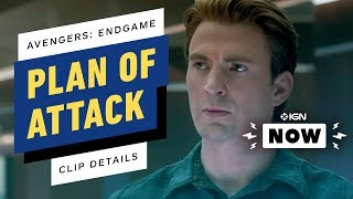 Avengers: Endgame Clip Reveals Plan to Save the Dusted - IGN Now