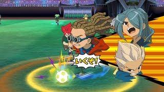 Inazuma Eleven Strikers Go 2013  inazuma best eleven vs inazuma battle Wii Epic (hacks for Dolphin)