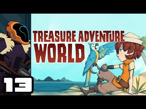 Let's Play Treasure Adventure World - PC Gameplay Part 13 - Stand Still And Let Me Hit You!