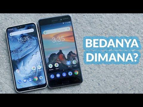 Apa Yang Beda Di Nokia 6.1 Plus Dibanding Nokia 6?