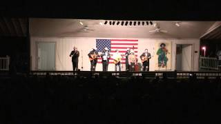 Dr. Ralph Stanley and The Clinch Mountain Boys ~ White Oak on the Hill ~ Uncle Pen Days 2012