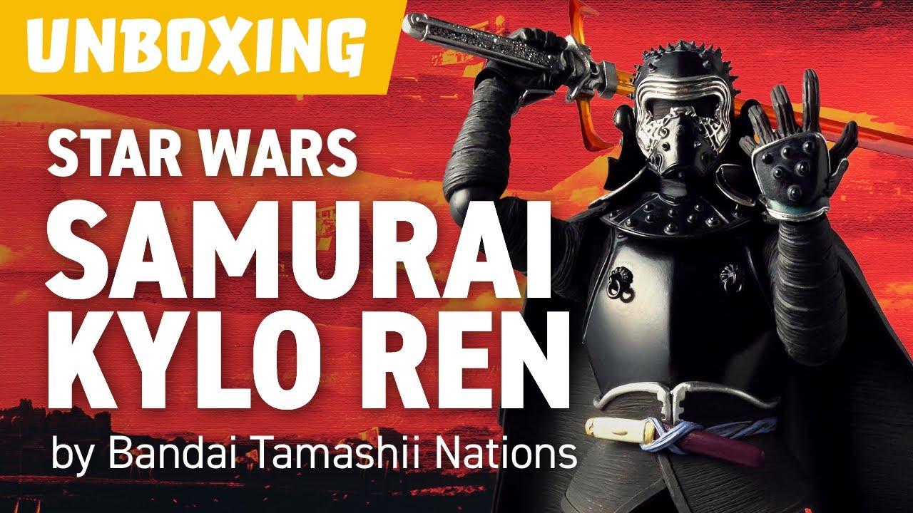 Tamashii Nations Bandai Meisho Movie Realization Ashigaru Taisho Captain Phasma