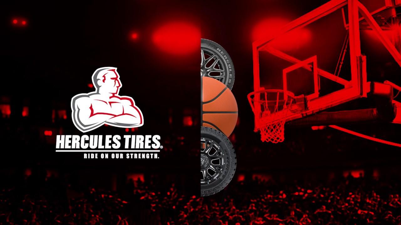 Hercules Tires - NCAA Basketball