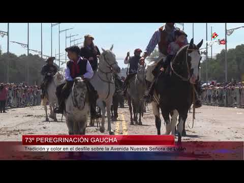 73º Peregrinación Gaucha a Luján