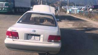 Видео-тест автомобиля Toyota Camry (SV41, 1994г, 3S-FE, серый)