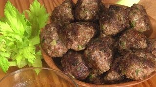 Teriyaki Meatballs Video Recipe Littlegasthaus