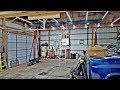 Overbuilt Shop Gantry Build