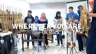 Download Mp3 One Ok Rock 「wherever You Are」angklung Cover