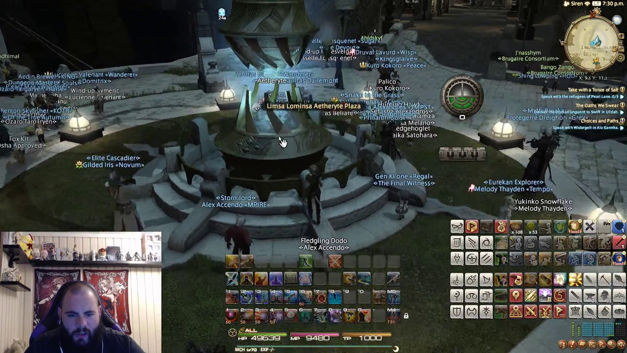FFXIV Guide: How To Use The World Visit System