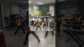 SK Taman Impian Emas PERTANDINGAN YAMAHA KEYBOARD Dancing Circle & Butterfly