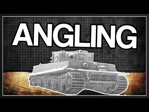 Armour Angling & Side Scraping Explained | War Thunder BluePrints