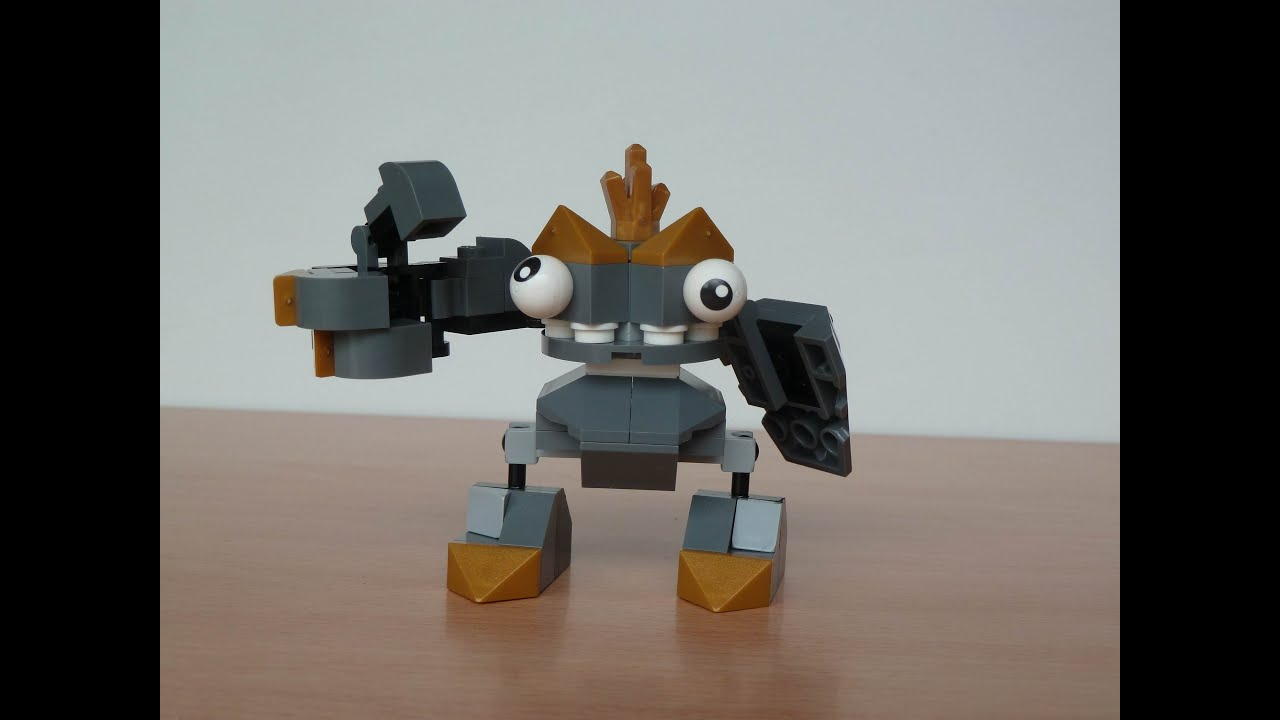 LEGO MIXELS KRADER SHUFF MIX Lego 41503 Lego 41505 Mixels ...  LEGO MIXELS KRA...