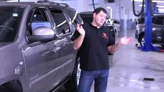 Chevrolet Tahoe - Компьютерная диагностика  и типичные неисправности