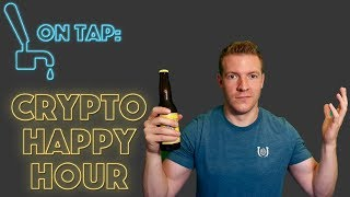 Crypto Happy Hour - EtherDelta, Coinbase Additions and Brews