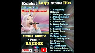 Download lagu Mp3 album Lagu Sunda hits bajidor | pongdut Sunda Buhun versi Nico Entertainment