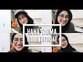4 Simple Hana Tajima X Uniqlo Hijab Tutorial