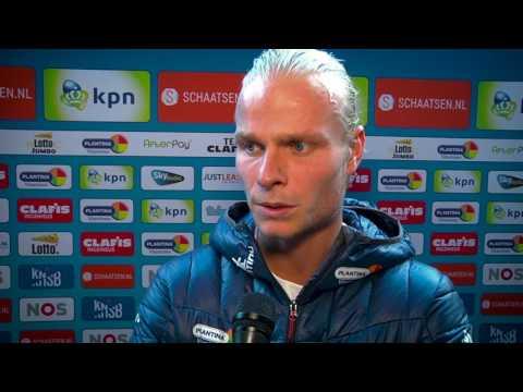 KNSB Cup Koen Verweij