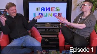 Gaming Talk Show - Games Lounge Series 2 - EP10