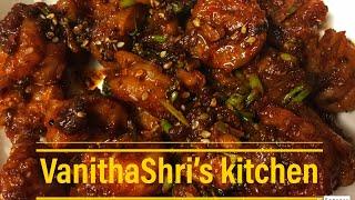 Spicy Garlic Prawns  Garlic Shrimp in Tamil  Prawn Fry Recipe in Tamil  Chilli Garlic Prawns