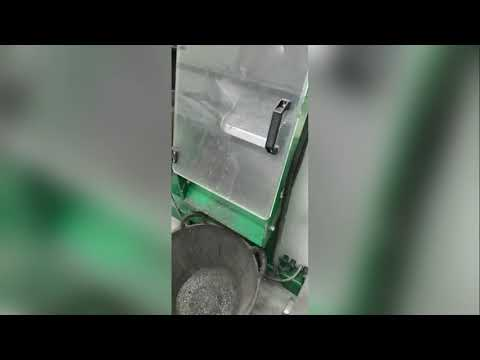 Cable Line Regrinder - Irs Italia Easy 180 - For Recycling Copper Cables.
