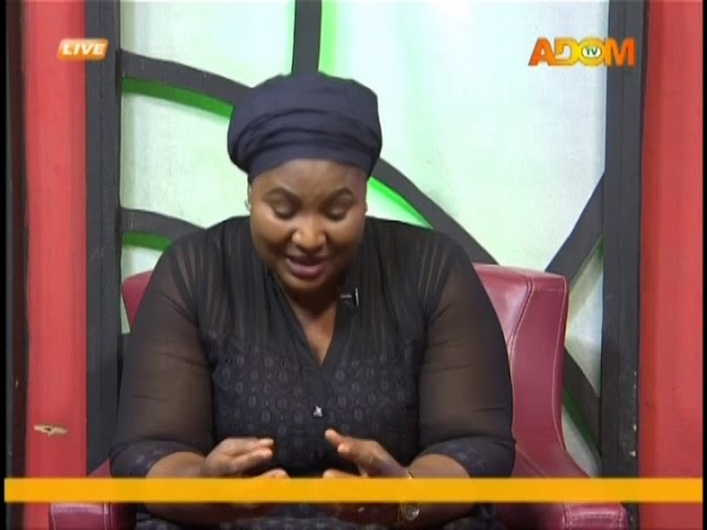 Relationship Problems - Odo Ahomaso on Adom TV (15-9-18)