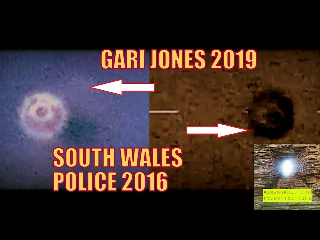 UFO so strange Police didn't know what they saw? sky orbs captured by police