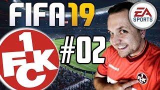 Los geht's - 1. FC Kaiserslautern   FIFA 19 Karrieremodus Lets Play #02