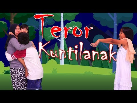 Teror Kuntilanak | Drama Horor Anak