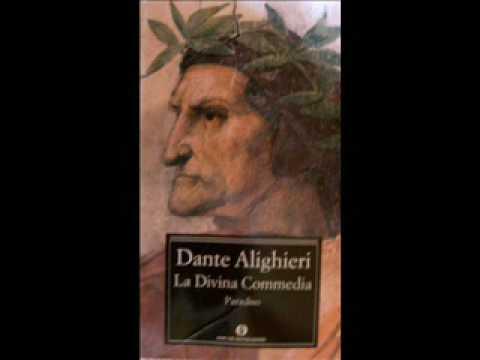 Dante Alighieri - Divina Commedia - Paradiso canto primo