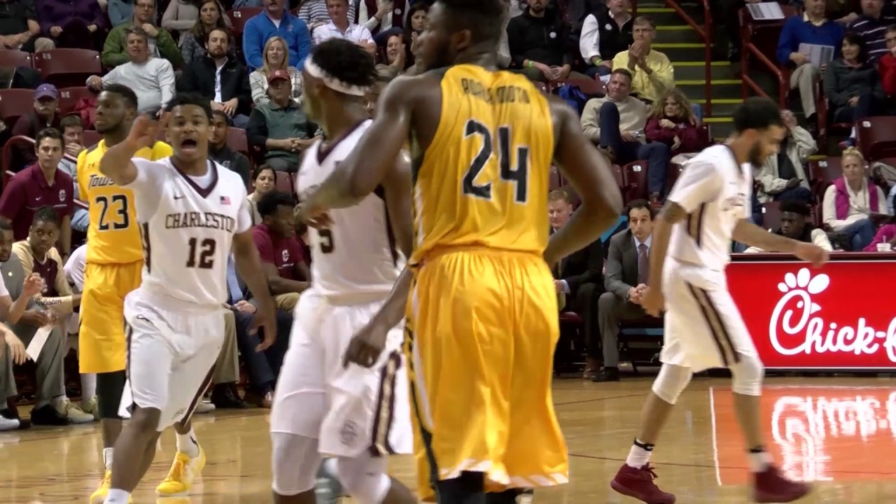 Towson Men's Basketball Drops Tough Road Game at the ...