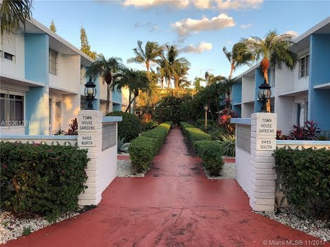 9455 Bay Harbor Ter. Unit 4N, Bay Harbor Islands, FL