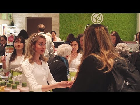 Shopping VIP Event With Canadian Living